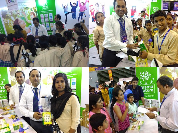 Schwabe India at the Indian Science Festival