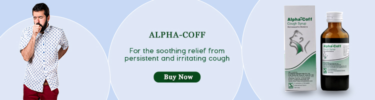 Homeopathic Medicine for Cough - Schwabe India