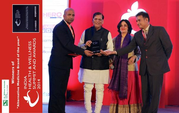 India Health & Wellness Summit & Awards 2014