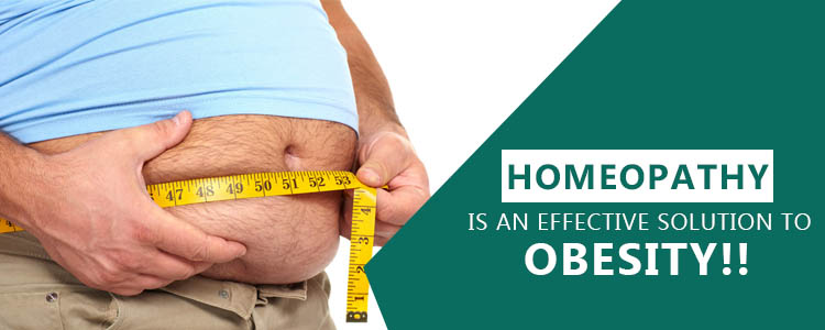 Homeopathy is an effective solution to Obesity!!