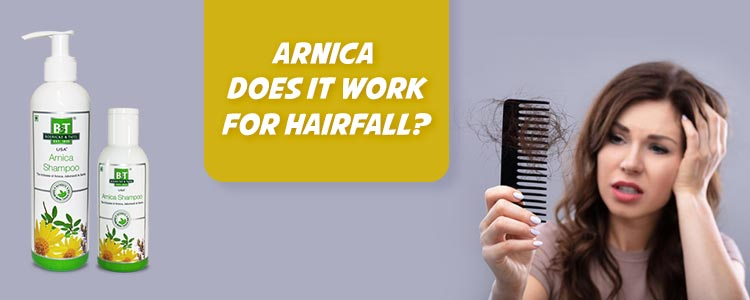 Arnica - Does it work for Hairfall?