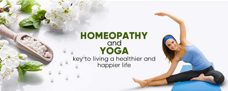 Homoeopathy and Yoga: Key to living a healthier and happier life